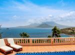 Dun Reach - view of Nevis - sm