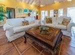 Casa Blanca - sitting room