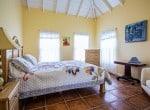 Casa Blanca - guest bedroom